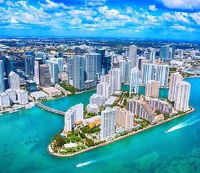vuelos de Bogotá a Miami